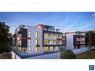 Apartament 2 camere de vanzare, zona Albert, 58.87 mp
