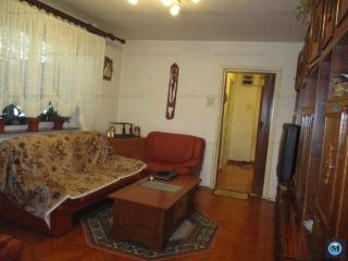 Apartament 3 camere de vanzare, zona Nord, 62 mp