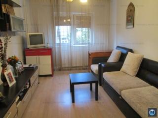 Apartament 3 camere de vanzare, zona Cantacuzino, 58.50 mp