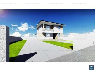 Vila cu 4 camere de vanzare in Paulesti, 166 mp