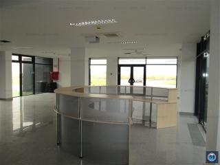 Spatiu  birouri de inchiriat, zona Vest, 875.42 mp
