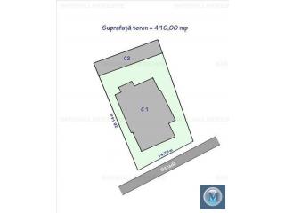 Casa cu 5 camere de vanzare, zona Central, 121.17 mp