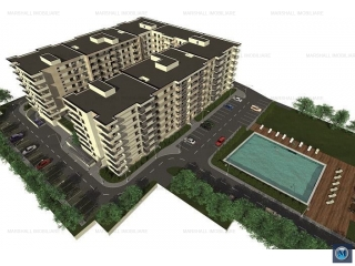 Apartament 2 camere de vanzare, zona Mihai Bravu, 50.53 mp