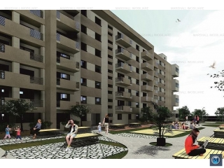 Apartament 3 camere de vanzare, zona Mihai Bravu, 85.89 mp