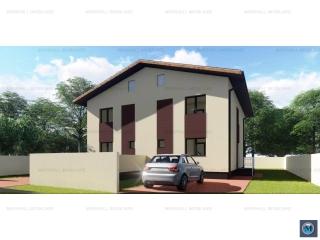 Vila cu 3 camere de vanzare in Strejnicu, 122 mp