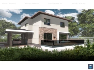 Vila cu 4 camere de vanzare in Bucov, 180 mp