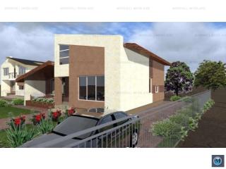 Vila cu 4 camere de vanzare in Paulesti, 147 mp