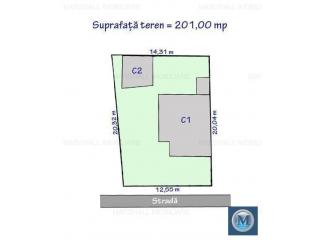 Vila cu 6 camere de vanzare, zona Gheorghe Doja, 131.86 mp