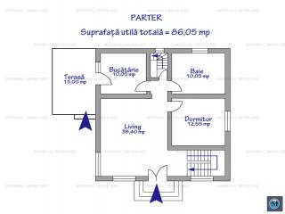 Vila cu 5 camere de vanzare in Gageni, 171.9 mp