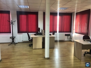 Spatiu  birouri de inchiriat, zona Cantacuzino, 60 mp