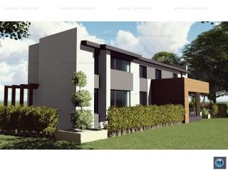 Vila cu 4 camere de vanzare in Paulesti, 156.10 mp