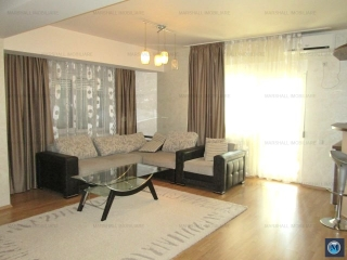 Apartament 2 camere de inchiriat, zona Cantacuzino, 89 mp