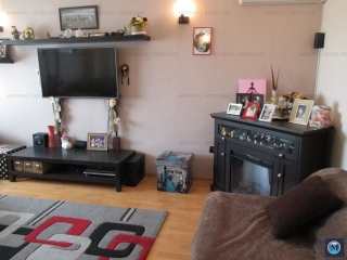 Apartament 3 camere de vanzare, zona Cantacuzino, 76 mp