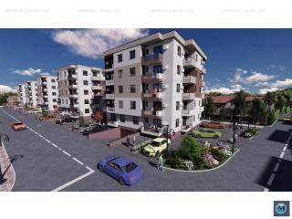 Apartament 3 camere de vanzare, zona Albert, 71.89 mp
