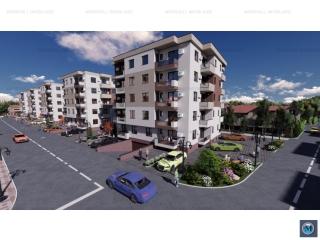 Apartament 3 camere de vanzare, zona Albert, 73.64 mp