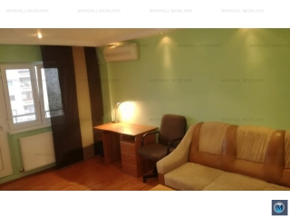 Apartament 2 camere de inchiriat, zona Ultracentral, 52.36 mp