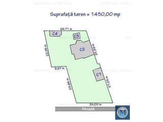 Vila cu 8 camere de vanzare, zona Buna Vestire, 333.11 mp