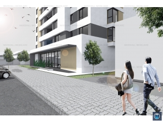Apartament 3 camere de vanzare, zona Central, 97.8 mp