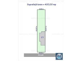 Vila cu 6 camere de vanzare, zona Republicii, 202.43 mp
