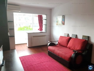 Apartament 3 camere de inchiriat, zona Malu Rosu, 60.21 mp