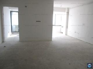 Apartament 3 camere de vanzare, zona Malu Rosu, 78.32 mp