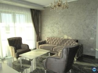 Apartament 3 camere de inchiriat in Bucuresti, zona Baneasa, 120 mp