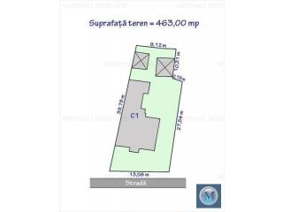 Casa cu 4 camere de vanzare, zona Ultracentral, 136 mp