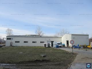 Spatiu industrial de inchiriat, zona Exterior Vest, 1002 mp