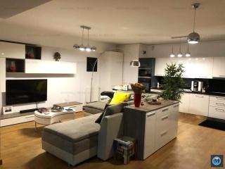 Apartament 2 camere de inchiriat in Bucuresti, zona Barbu Vacarescu, 91 mp