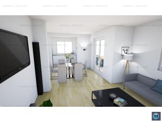Vila cu 4 camere de vanzare in Paulesti, 165.8 mp