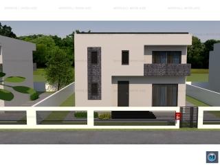 Vila cu 4 camere de vanzare in Paulesti, 157.99 mp