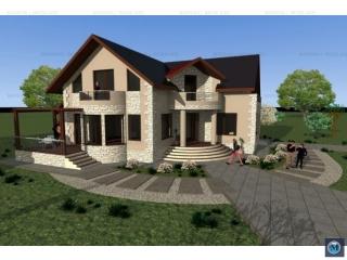 Casa cu 5 camere de vanzare in Strejnicu, 240 mp