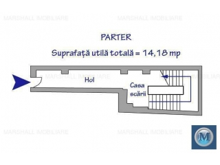 Spatiu comercial de inchiriat, zona P-ta Mihai Viteazu, 220.18 mp