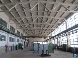 Spatiu industrial de inchiriat, zona Mihai Bravu, 900 mp
