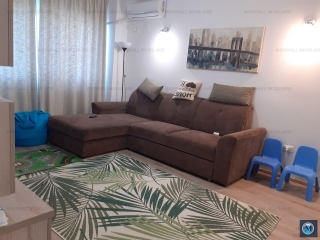 Apartament 3 camere de vanzare, zona Cantacuzino, 72.92 mp