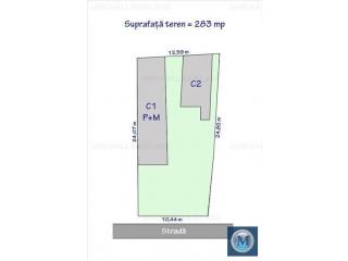 Vila cu 6 camere de vanzare, zona Gheorghe Doja, 200 mp