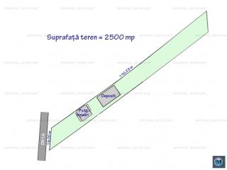 Spatiu industrial de vanzare in Boldesti-Scaeni, 250 mp