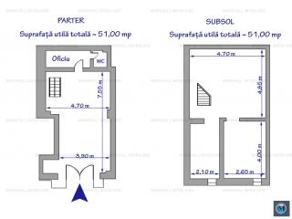 Spatiu comercial de inchiriat, zona Ultracentral, 102 mp