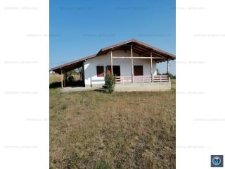 Casa cu 2 camere de vanzare in Seciu, 64.60 mp