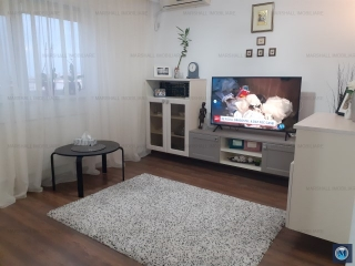 Apartament 2 camere de vanzare, zona Vest, 53 mp