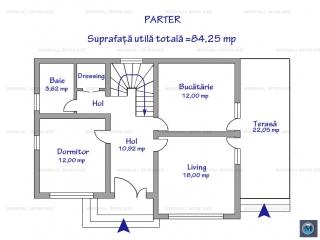 Vila cu 5 camere de vanzare in Strejnicu, 152.10 mp