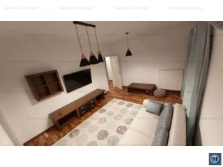 Apartament 3 camere de inchiriat, zona Nord, 80 mp
