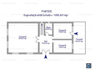 Vila cu 6 camere de vanzare in Strejnicu, 448 mp