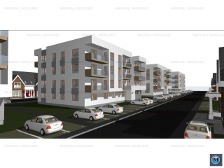 Apartament 2 camere de vanzare, zona Albert, 51.13 mp