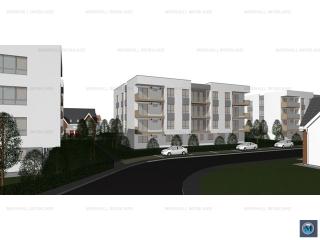 Apartament 2 camere de vanzare, zona Albert, 46.26 mp
