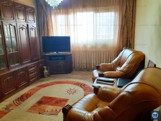 Apartament 3 camere de vanzare, zona Malu Rosu, 64.1 mp