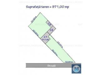 Vila cu 10 camere de vanzare, zona Central, 291.67 mp