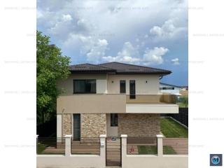 Vila cu 4 camere de vanzare in Paulesti, 110 mp