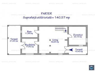 Vila cu 6 camere de vanzare in Brazi, 380 mp