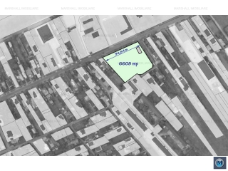 Teren intravilan de vanzare, zona Exterior Vest, 6608 mp